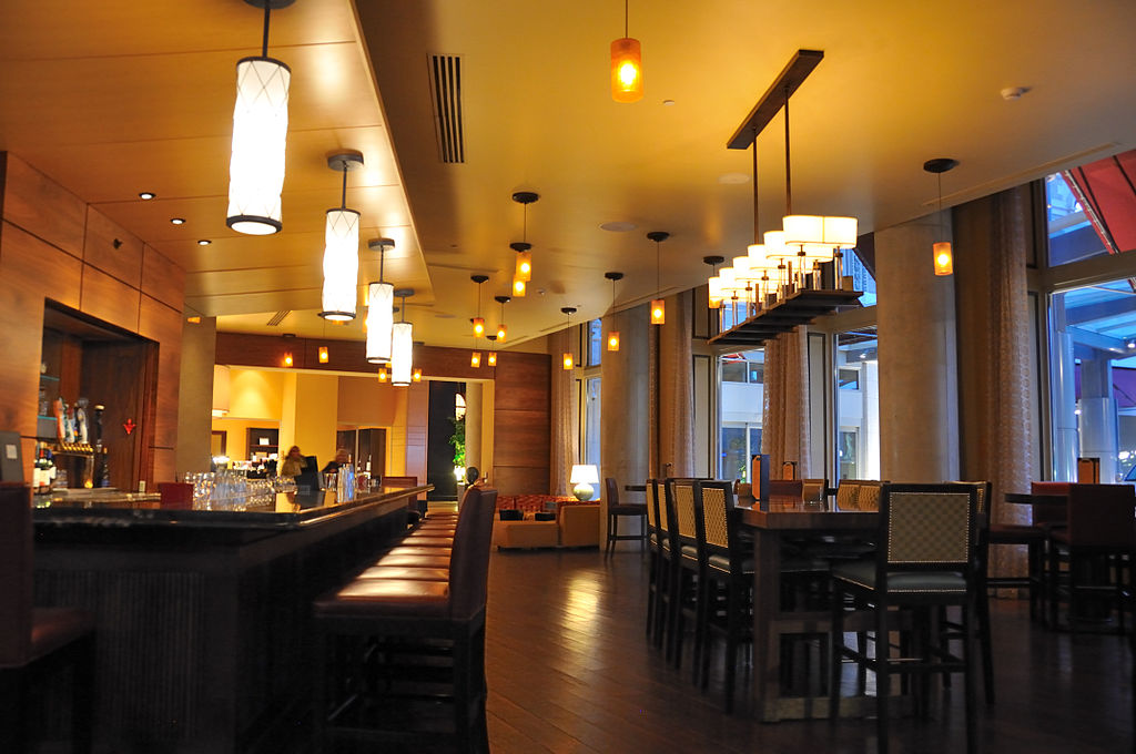Restaurant lighting ideas design solutions sib lighting Restaurant lighting ideas