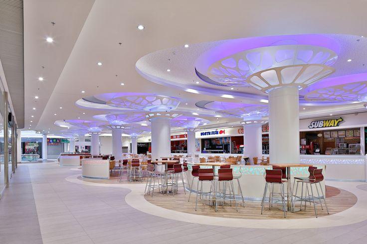 Shopping Mall Lighting Design - Go LED | SIB Lighting